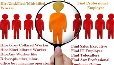 THEINCIRCLE making hiring process easier for any employer   Hire Worker Online   Scoop.it