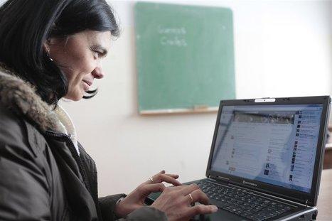 La tarea en la Web: cada vez más docentes usan las redes sociales | LES TICE EN CLASSE DE FLE | Scoop.it