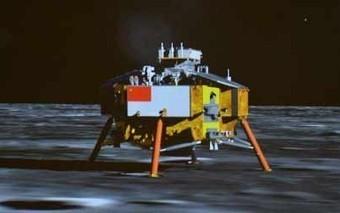 China's Jade Rabbit lunar rover declared unfixable, dead   Benoit Massé Tech Trends   Scoop.it