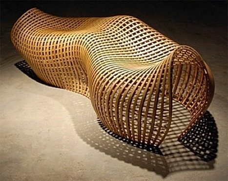 50 Unusual and Modern Benches - Pictures and Designs - Furniture Fashion | Designer | Scoop.it