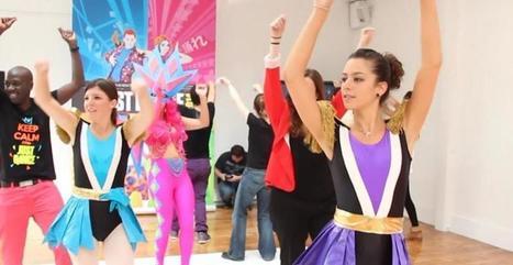 """World Of Fanny : La folie Just Dance ! - melty.fr   """"just dance 2014""""   Scoop.it"""