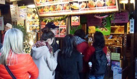 Tokyo's Famous Tsukiji Market | JapanxHunter | Tokyo Japan Lifestyle, Food & Drinks! | Scoop.it