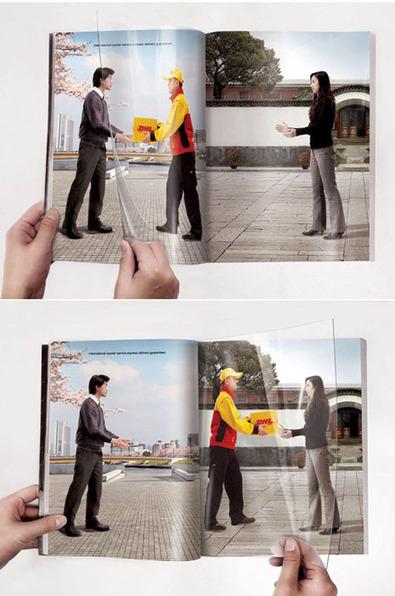 ¿Quién dijo que la publicidad impresa no podía sorprender? 35 increíbles anuncios a doble página | PlanasMedia | Scoop.it