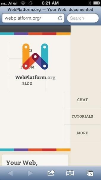 Web Platform: los gigantes tecnológicos se unen para crear una base común para los estándares web   Educación con tecnología   EdumaTICa: TIC en Educación   Scoop.it