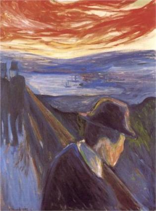 Happy Birthday, Edvard Munch! | Cris Val's Favorite Art Topics | Scoop.it