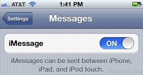 How to Set Up & Use iMessage on iPhone, iPad, & iPod touch with iOS 5 | iPad and Apps | Scoop.it