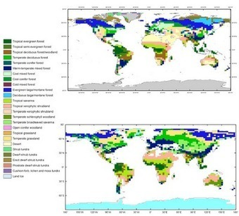 Early Warning: More Paleoclimate Vegetation Maps | Cartography | Scoop.it