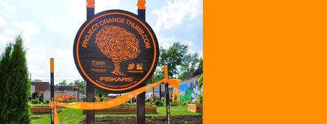 Project Orange Thumb / Community | Fiskars | Gardening in the City | Scoop.it
