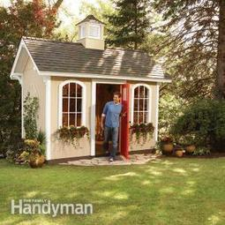 How to Build a Cheap Storage Shed | Architecture - Construction | Scoop.it