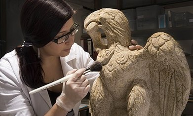 Roman eagle found by archaeologists in City of London | Archaeolgy | Scoop.it