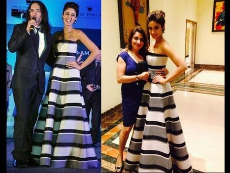 Ileana D'Cruz Rocks In Dior Gown | Fashion lady | Scoop.it