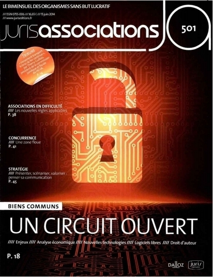"""Dossier : """"Le droit d'auteur au défi des biens communs de la connaissance""""   Sciences du numérique et e-education   Scoop.it"""