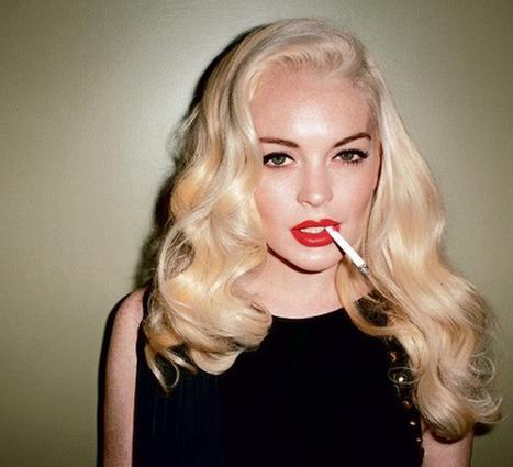 Top 5 Women Celebrities Who Smoke   Cigarettes Guide   Scoop.it