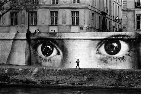 All eyes on you.. | The Arts forming our personality | Scoop.it