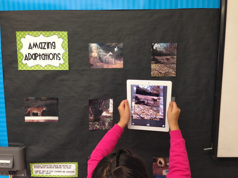 Technology Tailgate: Using Augmented Reality in the Classroom | AC Library News | Scoop.it