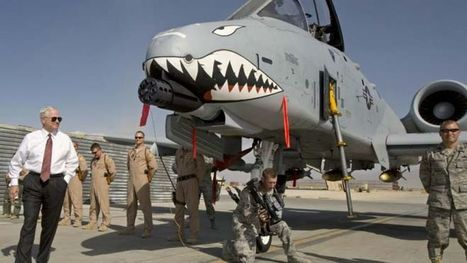 Air Force fires general over A-10 jets 'treason' remarks - Fox News | CLOVER ENTERPRISES ''THE ENTERTAINMENT OF CHOICE'' | Scoop.it