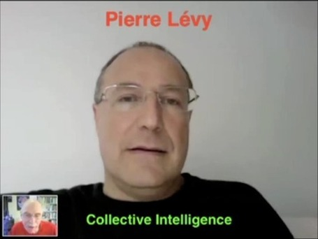 Pierre Lévy on Collective Intelligence Literacy | Educommunication | Conciencia Colectiva | Scoop.it