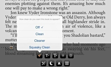 Books without swearwords? There's an app for that | The Guardian | Digital Book News | Scoop.it