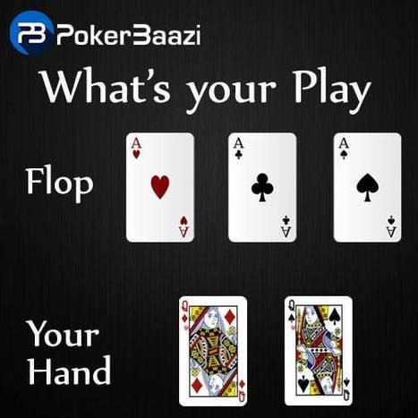 Play Poker CONTEST ALERT! Win a FREE TICKET to 30K GTD Freezeout   online poker in India   Scoop.it
