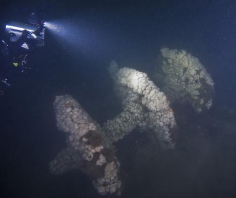 New Jersey Shipwreck Identified As Steamer That Sank In 1860 - Huffington Post   DiverSync   Scoop.it