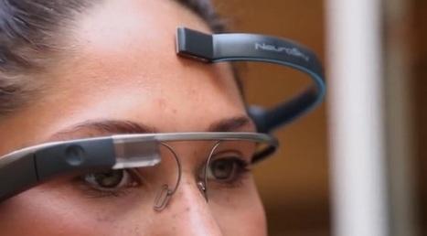 Google Glass lit dans nos pensées | Innovate Me | Scoop.it