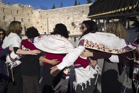 Israel to create a new egalitarian prayer plaza at Western Wall | Geography Education | Scoop.it