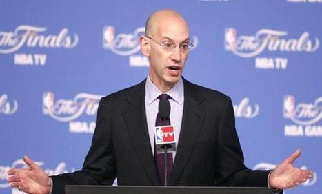 Adam Silver says fight with Donald Sterling almost done - Boston Globe | Sports Management Ehtics_SmithJW | Scoop.it