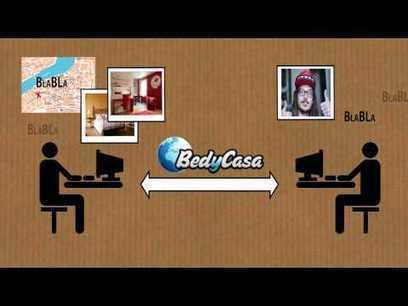 BedyCasa et la chambre chez l'habitant | L'ère de la consommation collaborative | Scoop.it