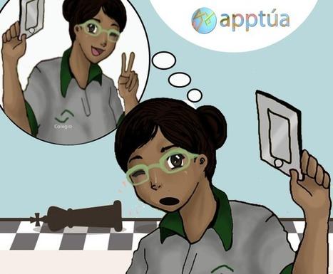 Soy docente, tengo una tablet…¿Y ahora qué? | Apptúa | EduTIC | Scoop.it