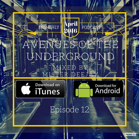 Avenues Of The Underground Ep 12 | Chill Lover Radio Podcast Updates | Scoop.it
