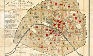 City maps and their evolution through history - The Guardian | Thematic Maps | Scoop.it