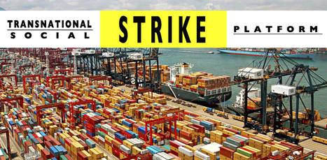 Grève Social to change Europe - Transnational Social Strike Platform   Networked Labour   Scoop.it