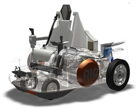 Cette voiture qui fonctionne à l'air ne coûte que 8000 Euros | Communiqu'Ethique sur les sciences et techniques disponibles pour un monde 2.0,  plus sain, plus juste, plus soutenable | Scoop.it