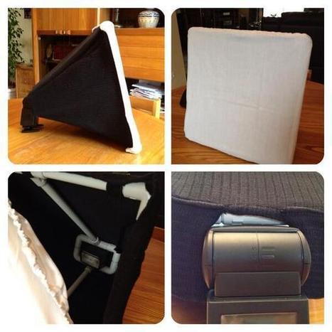 [DIY] Une Softbox pour moins de 20€ | Liens photo pour le cerveau | Scoop.it