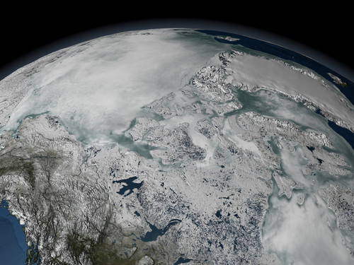 Arctic Methane Release Could Cost Economy $60 Trillion, Study Shows