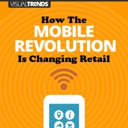 How The Mobile Revolution Is Changing Retail | Visual.ly | Outils de géolocalisation | Scoop.it