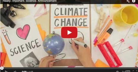 All the top climate scientists in the world have something to tell you | Beautiful things to make | Scoop.it