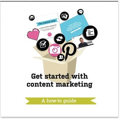 Get started with content marketing | All About The Content | Scoop.it