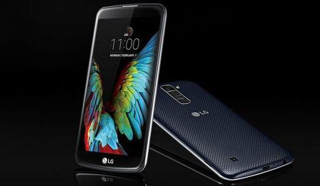 CES 2016 : LG officialise ses K7 et K10   Actualité Geek (High-Tech)   Scoop.it