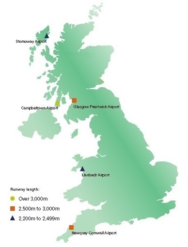 Report: UK Spaceport Competition Scrapped | More Commercial Space News | Scoop.it