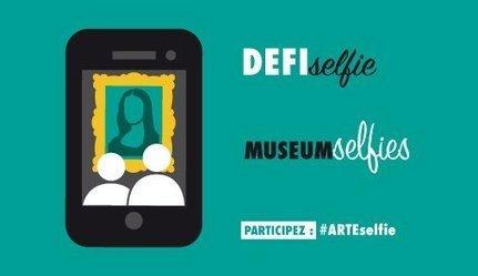 DEFI SELFIE ! | ARTE Creative | Médias sociaux et tourisme | Scoop.it