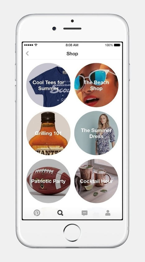 Pinterest Begins Rollout of Buyable Pins | Pinterest | Scoop.it
