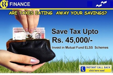 Save Tax upto Rs.45,000 : Invest in Mutual Fund ELSS | Mutual Fund | Scoop.it