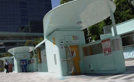 Japan develops underground automatic parking for bicycles | Technology | Scoop.it