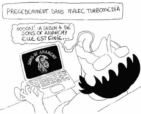 LE BLOG A MALEC: SONS OF ANARCHY S01E02 | Turbo Media, naissance d'un nouveau médium | Scoop.it