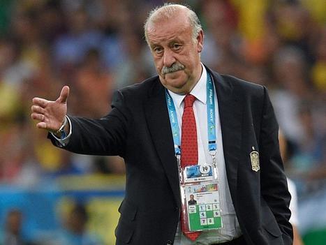 Vicente Del Bosque: No hemos sido capaces de ser superiores a Holanda y Chile - Mundial Brasil 2014 | RPP NOTICIAS | MUNDIAL 2014 | Scoop.it