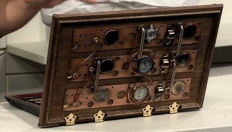 Sony quiere un portátil steampunk, y ya lo tiene | VIM | Scoop.it