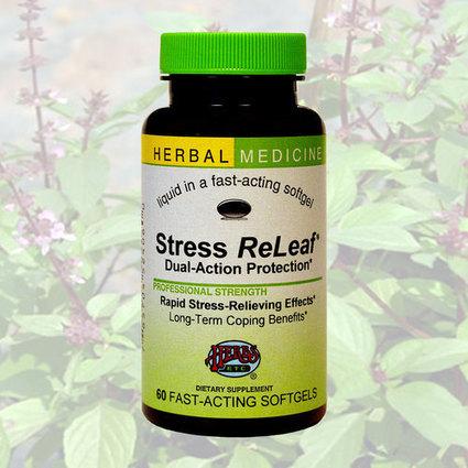 Stress ReLeaf® Softgels 60 ct. | Travel tools | Scoop.it
