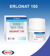Erlonat 150 mg tablets | Erlotinib 150 mg | Cancer Drugs Bulk Supplier | Scoop.it