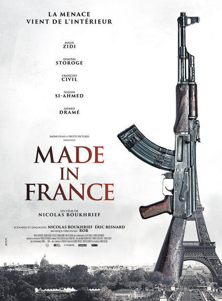 Sortie repoussée pour le film « Made in France » - Le Monde | coups de coeur, coups de gueule | Scoop.it